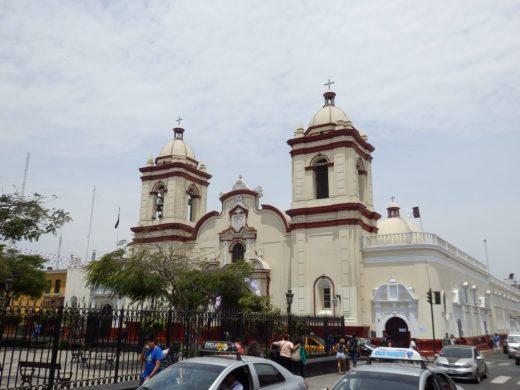 Eine weitere der vielen beachtenswerten Kirchen in Trujillo ist die Augustinerkirche
